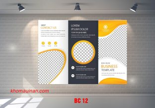 Mẫu catalogue BC12