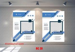 Mẫu catalogue BC20