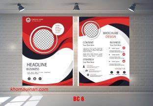 Mẫu catalogue BC5