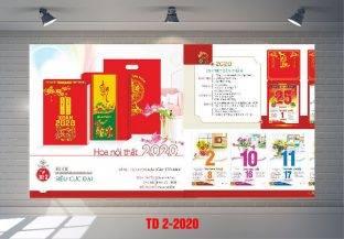 Lịch Bloc TD 2 -2020